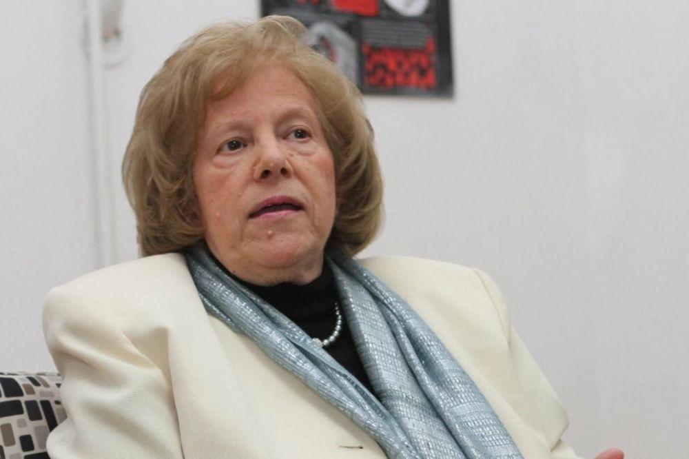 OMAŽ SVETLANI VELMAR JANKOVIĆ: Ona je pisac potonulog sveta, a to je svet građanskog Beograda