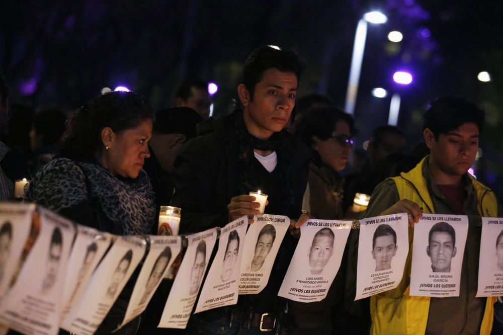 UŽAS U MEKSIKU Supruga gradonačelnika naredila smrt 43 studenta u Meksiku: Naučite ih pameti!