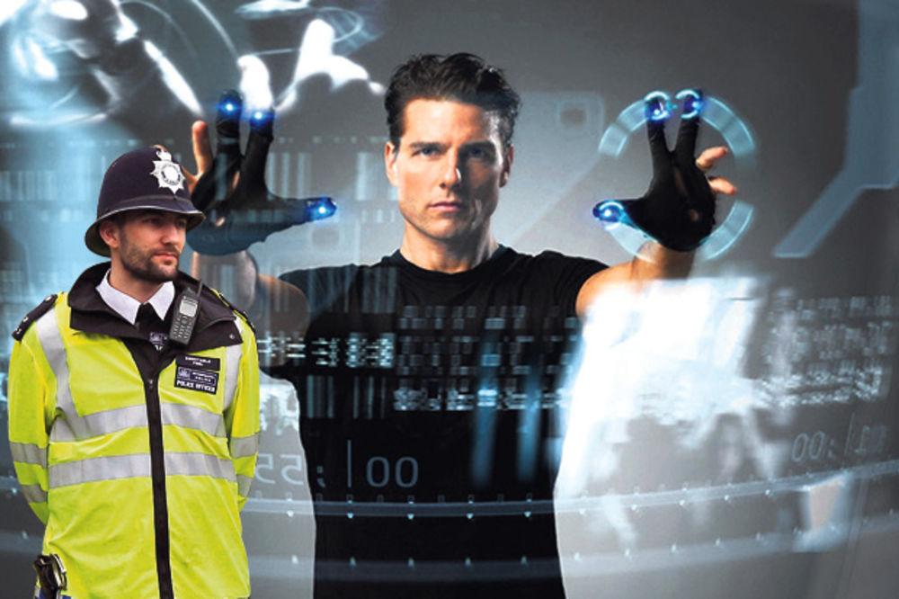 NAUČNA FANTASTIKA: Softver predviđa zločine!