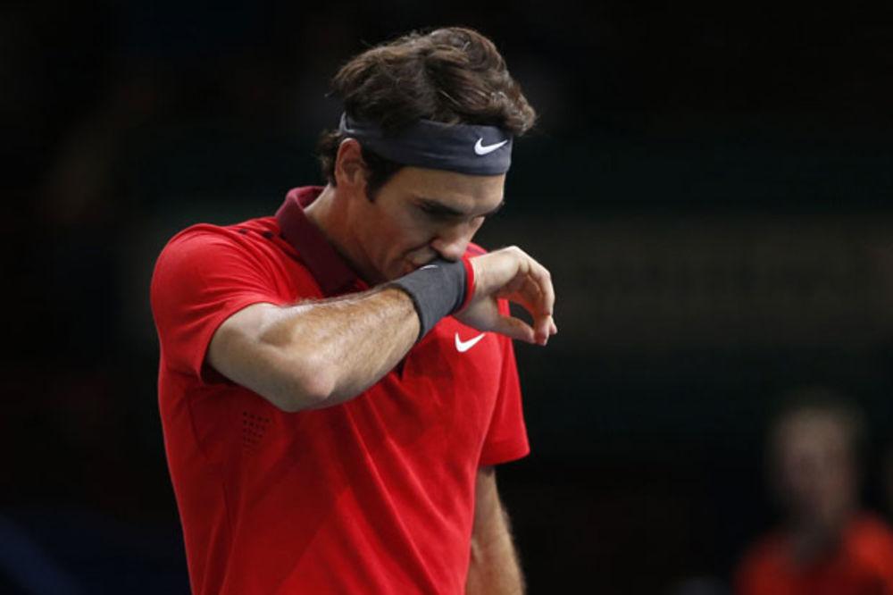 BLOG UŽIVO: Daleko je prvo mesto: Raonić zaustavio Federera