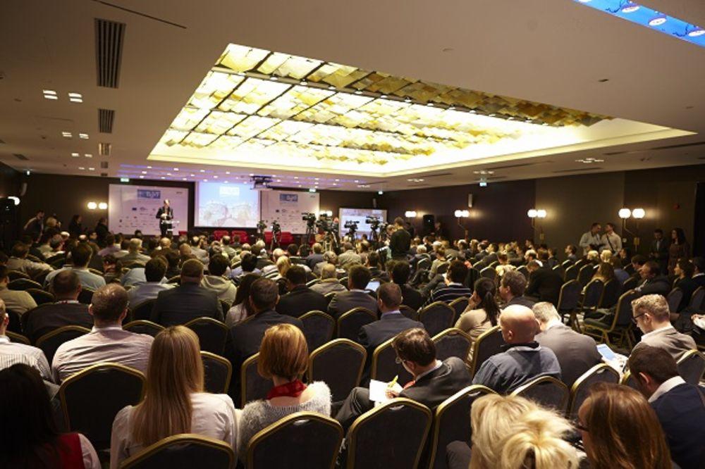 Srpske kompanije rame uz rame sa gigantima na Belgrade Venture Forumu