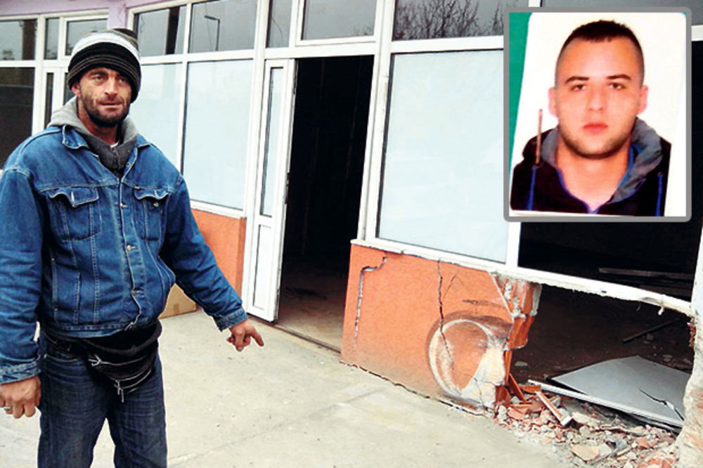 Novi Pazar: Automobilom se zakucao u radnju