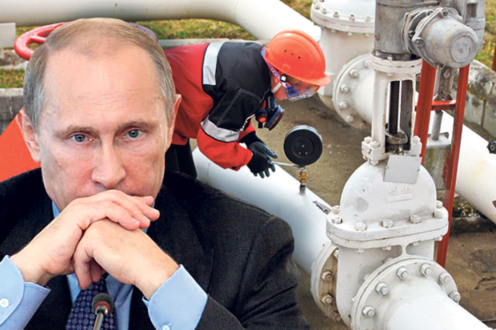 PUTIN SRBIMA ZAVRNUO GAS: Smrzavaćemo se ako ne damo 200 miliona dolara!