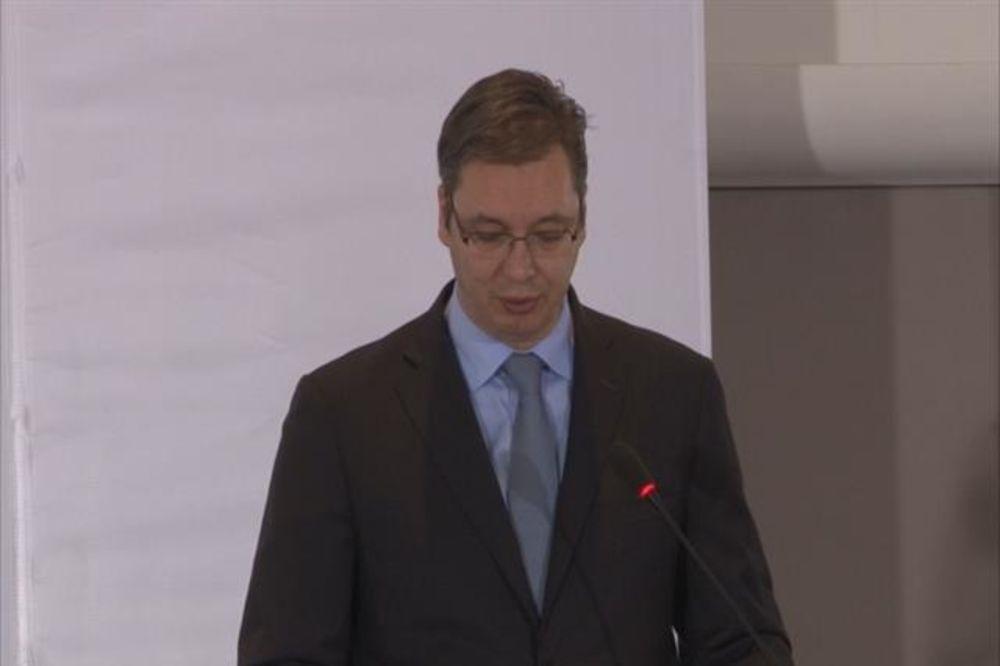 Vučić:Za OEBS i podrška predsednika Srbije