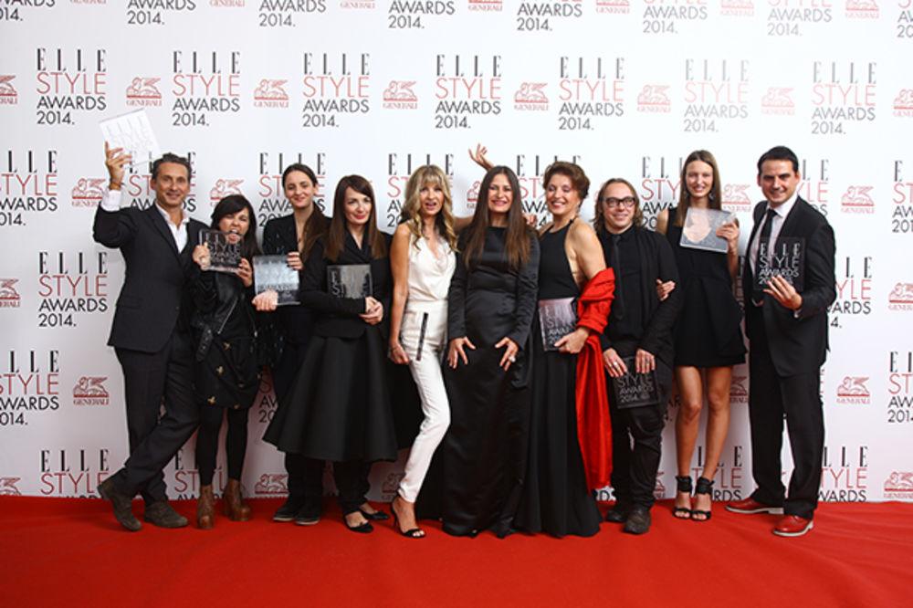 Održan drugi ELLE Style Awards: Dodeljene nagrade i priznanja istaknutim ličnostima