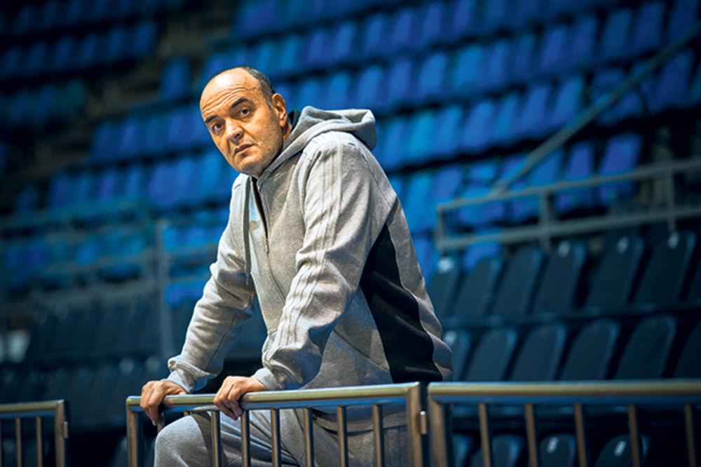 Duško Vujošević,  foto nemanja pancic