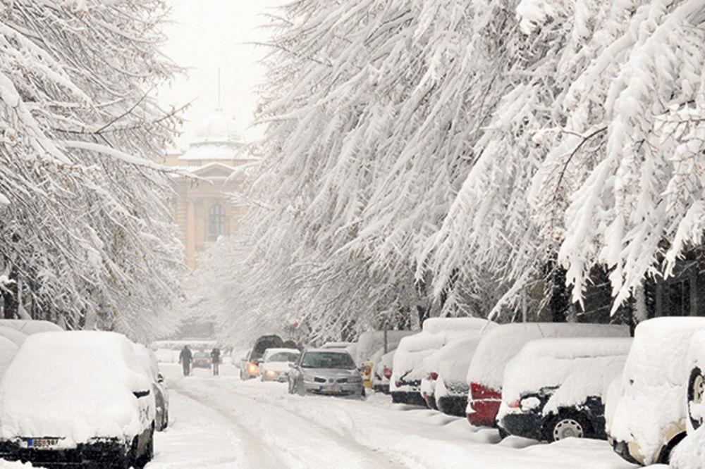 APEL GRADSKE UPRAVE: Beograđani pripremite se za ledeni talas