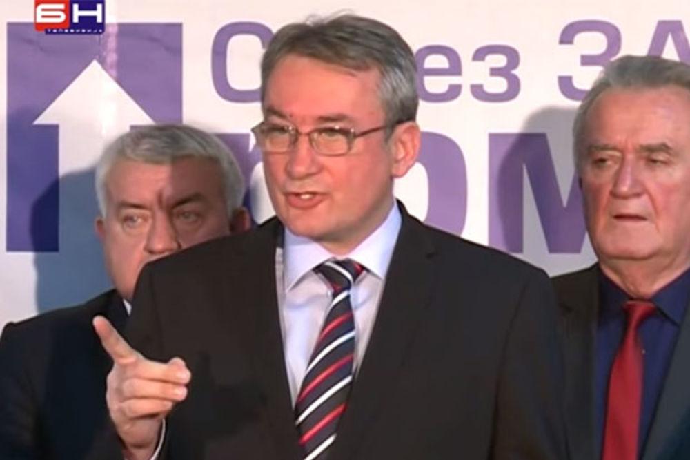 MLADEN BOSIĆ: Nudim sve, samo da Dodika skinemo s vlasti!