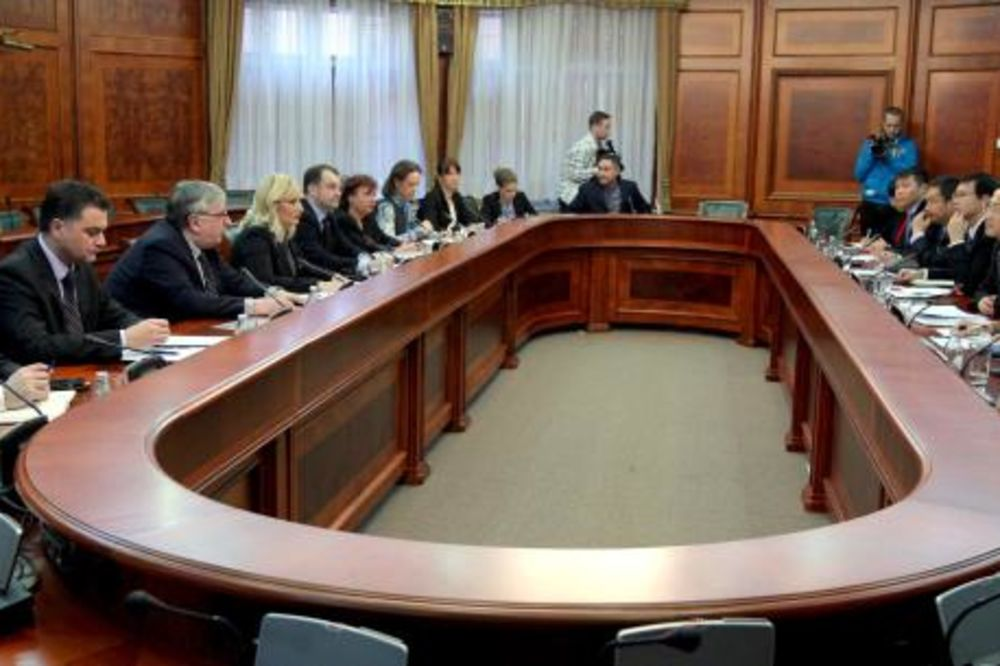 Mihajlovićeva: Kinezi hoće prugu BG - Budimpešta