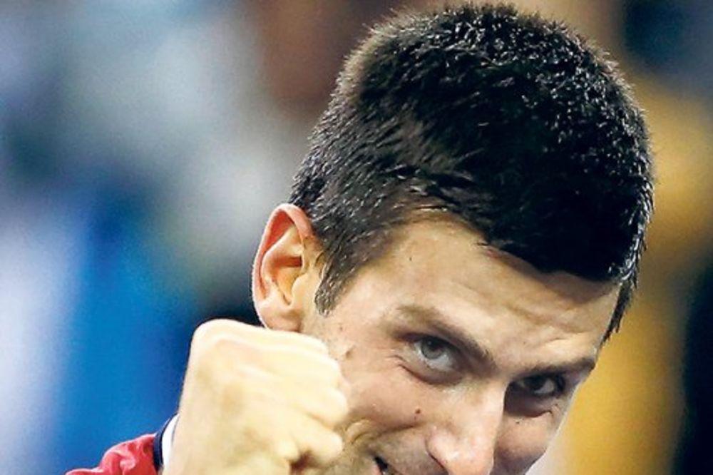 Novak: Hoću da se izigram sa Stefanom!