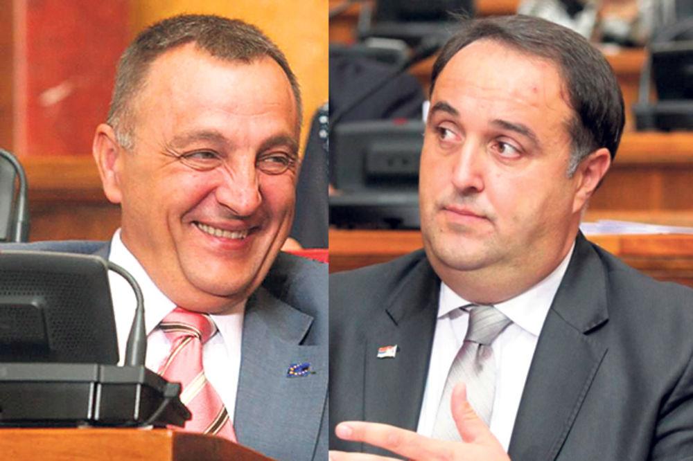 Živković: Tošković je majmun  Babić: Ni ti nisi daleko odmakao