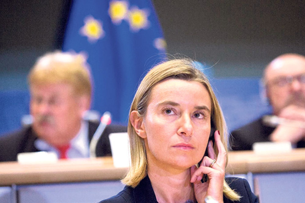 Federika Mogerini: Vodiću dijalog između Beograda i Prištine