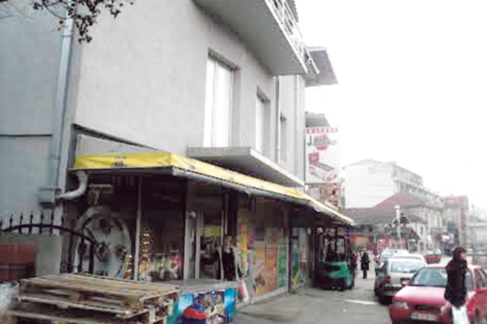 Market Jabuka
