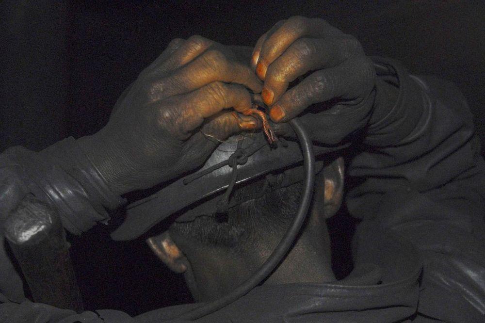 SOKOBANJA: Deo uglja teško povredio rudara!