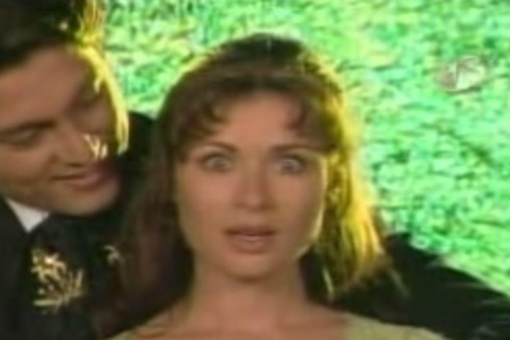 (FOTO) KRVARIM I MNOGO ME BOLI: Esmeralda se povredila na snimanju!