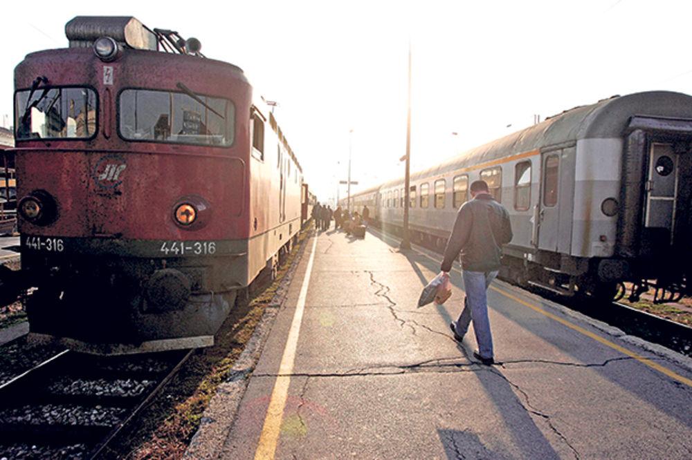 SKANDAL: Iz Železnica oteto 20 miliona evra?