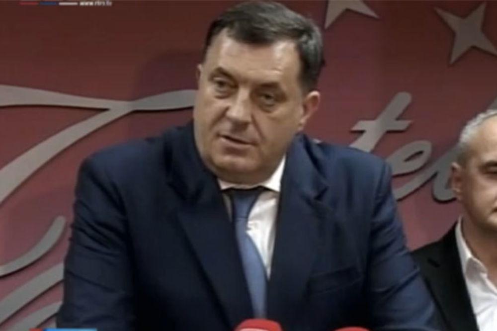 DODIK: Za referendum su i vlast i opozicija, ne zanima me šta misli Izetbegović!