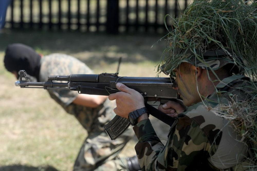 Vojska Srbije na vežbi u Nemačkoj