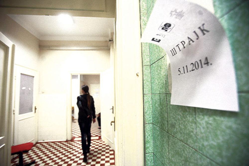 BEZ REDOVA: Lekari u sredu radili sasvim normalno