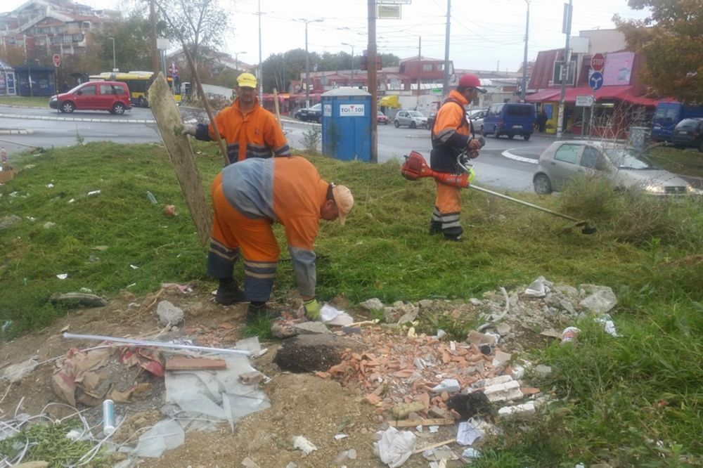 SVI METLE U RUKE: U četvrtak velika akcija čišćenja Beograda