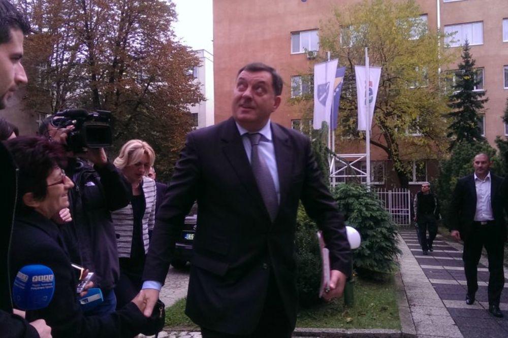 EFIKASNO: Dodik počinje konsultacije za mandatara, SDS odbio da se odazove