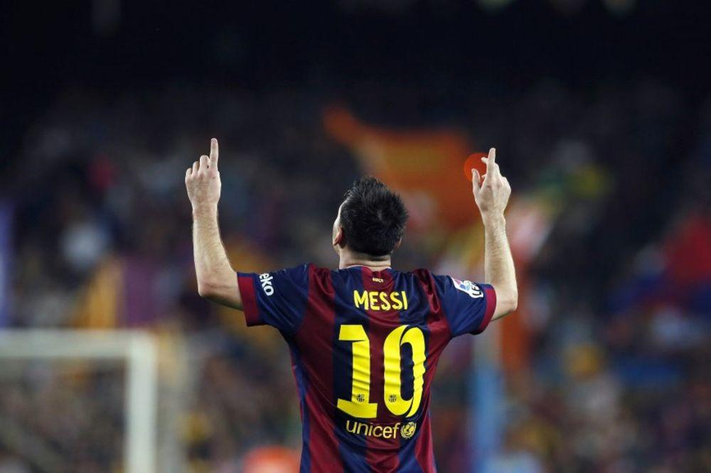 (VIDEO) 71 POGODAK ZA ISTORIJU: Pogledajte sve golove Mesija u Ligi šampiona