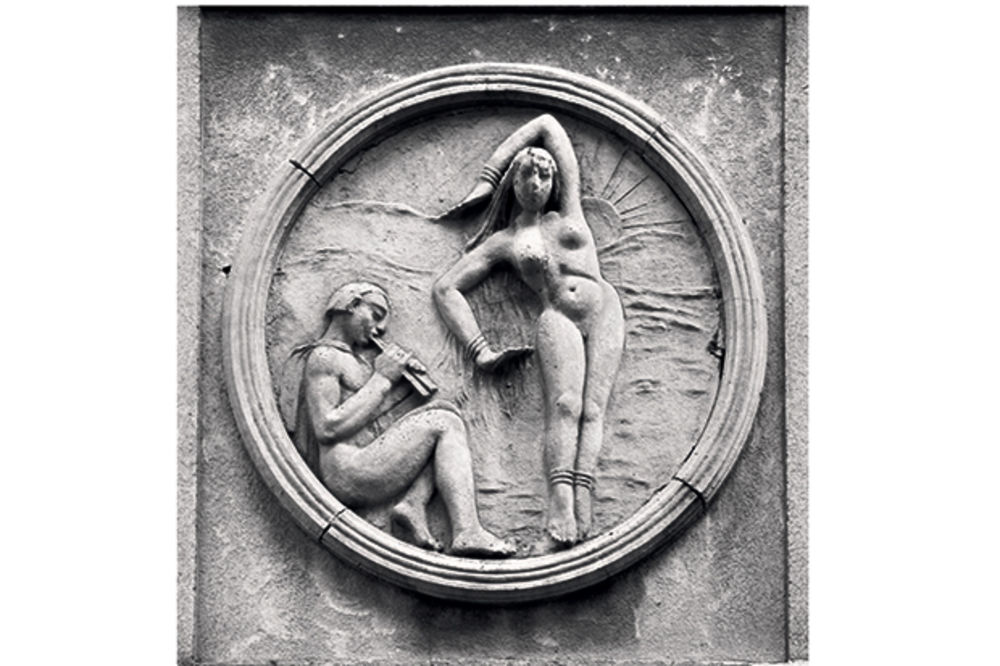 Erotika fasada u Beogradu