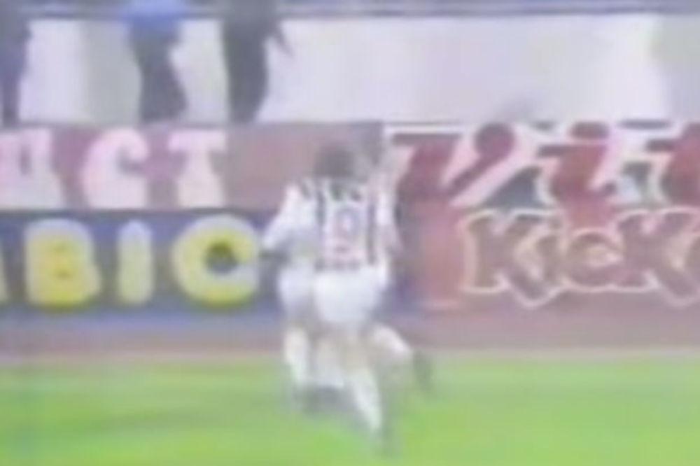 (VIDEO) 30 GODINA OD ČUDA NA JNA: Na današnji dan Partizan je pregazio Kvins Park Rendžers