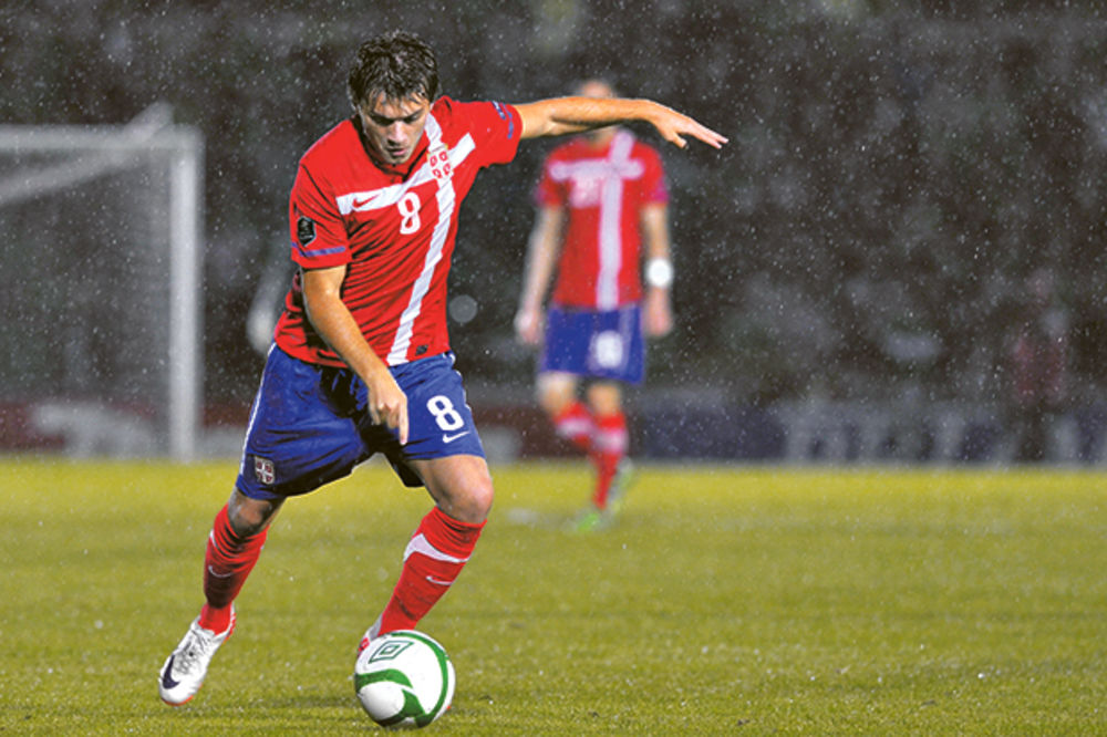 (VIDEO) TREĆA SREĆA: Adem Ljajić opet u reprezentaciji Srbije