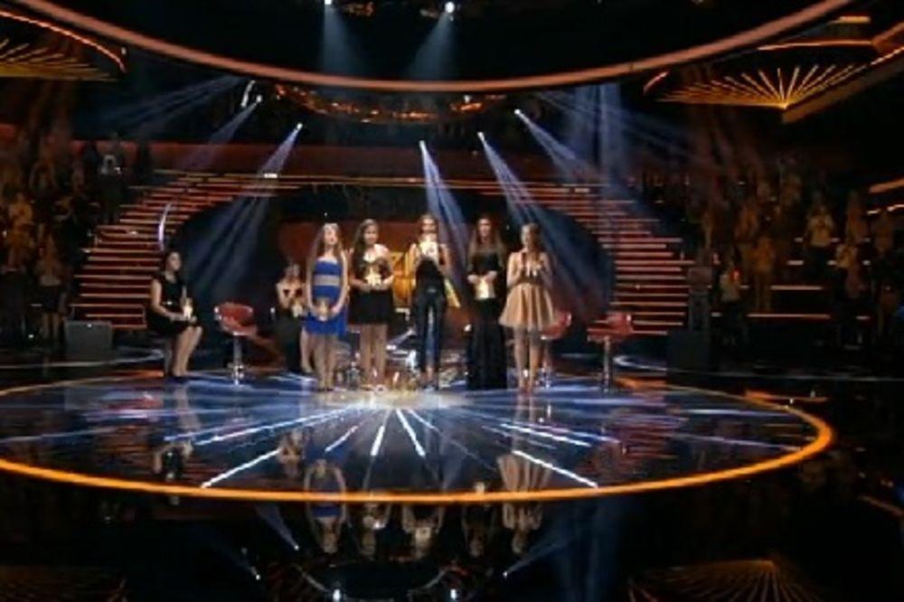 (VIDEO) ZVEZDE GRANDA: Tamara, Milica, Dragica, Katarina i Lidija idu dalje