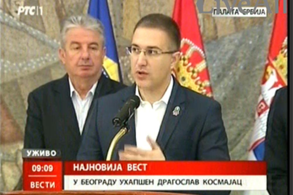 (VIDEO) PAO KAO AL KAPONE: Uhapšen Dragoslav Kosmajac