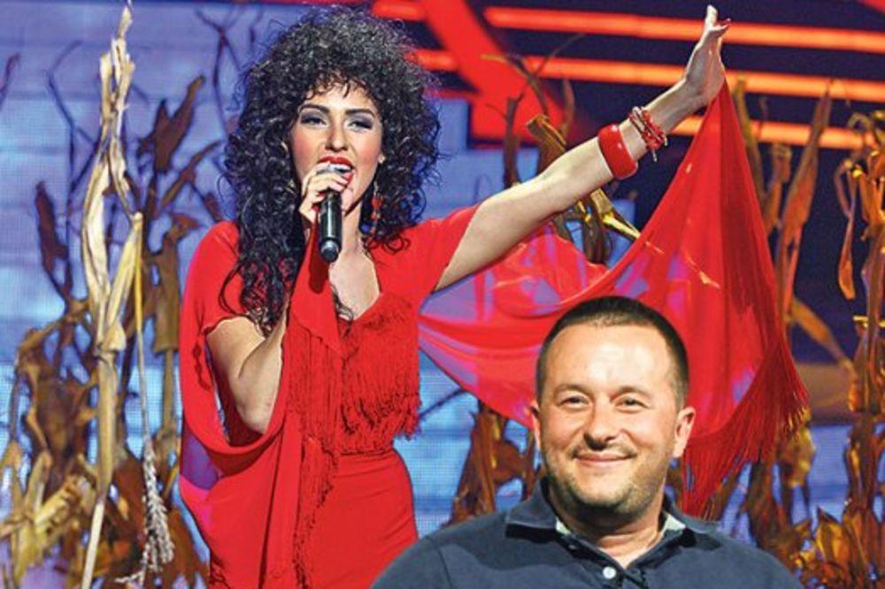 TANJA OPET ODVALILA GLUPOST Ivan: Fali ti malo nosa za Draganu Mirković ...