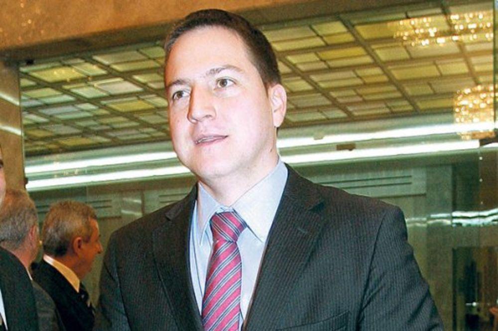 FUNKCIONER SPS U POLICIJI: Branka Ružića saslušavali zbog pljačke Dunav osiguranja!