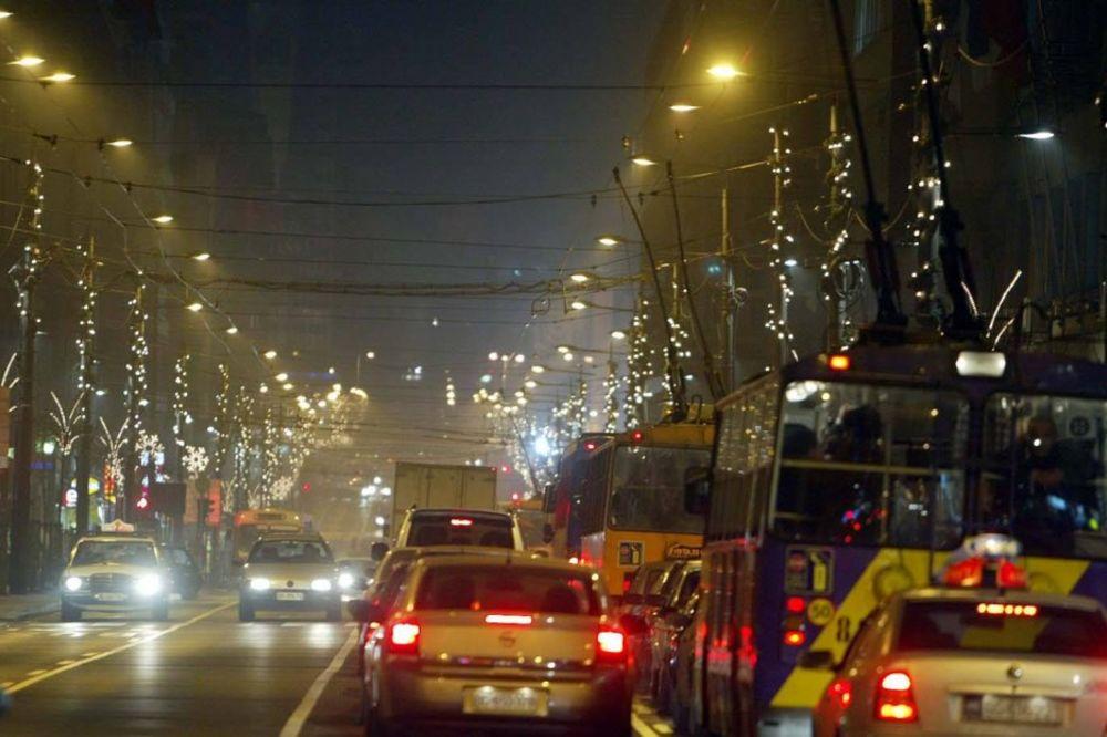 PRIPREMA ZA NOVOGODIŠNJE PRAZNIKE: Svečano osvetljenje u Beogradu od 19.decembra!