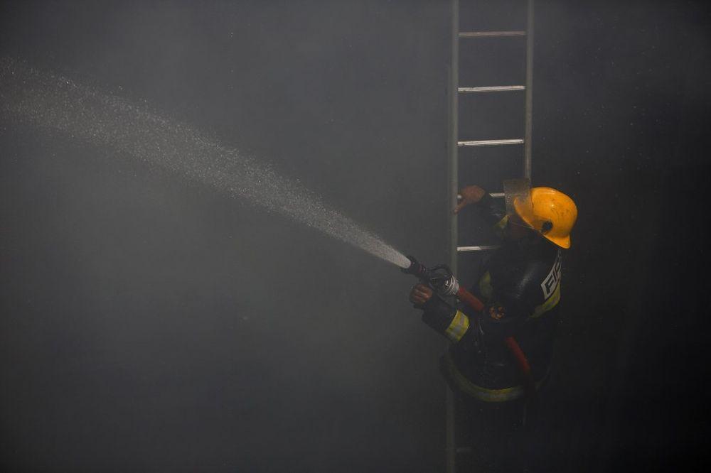 OSVETA POŠLA NAOPAKO: Zapalio kuću jer je žena htela da ga ostavi i poginuo