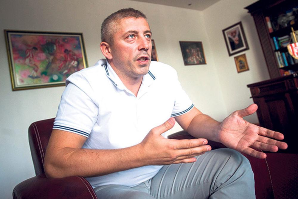 Slaviša Kokeza novi predsednik Fudbalskog saveza Beograda