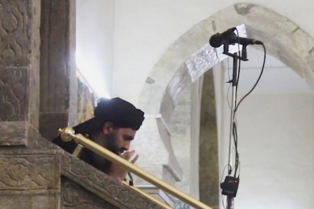 AL BAGDADI OPET PREŽIVEO: Vođa ISIL teško ranjen u vazdušnom napadu, zato ga nigde nema