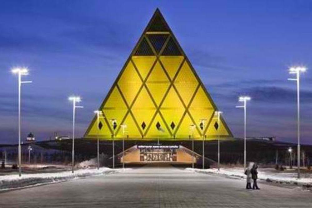 OVO JE SVETSKI CENTAR MASONA: Upoznajte Astanu, grad izgrađen na temeljima masonske svete geometrije