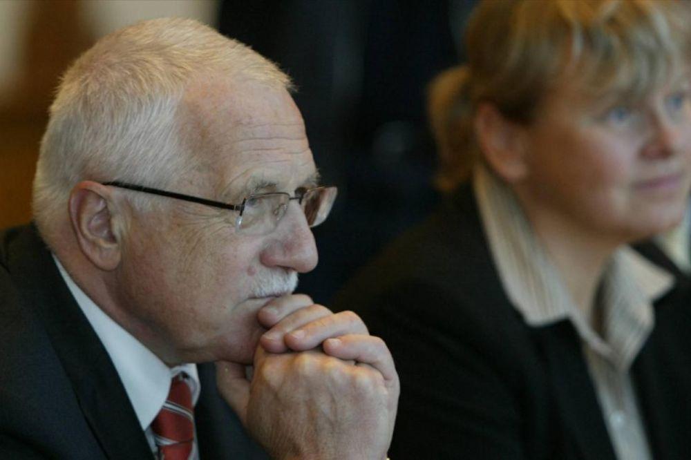 VACLAV KLAUS: Nije Rusija kriva za ukrajinske probleme