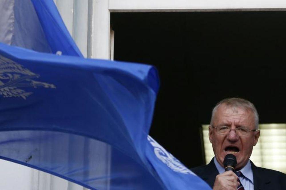 EP PROTIV VOJVODE: Evropski parlament zahteva da se Srbija ogradi od izjava Vojislava Šešelja