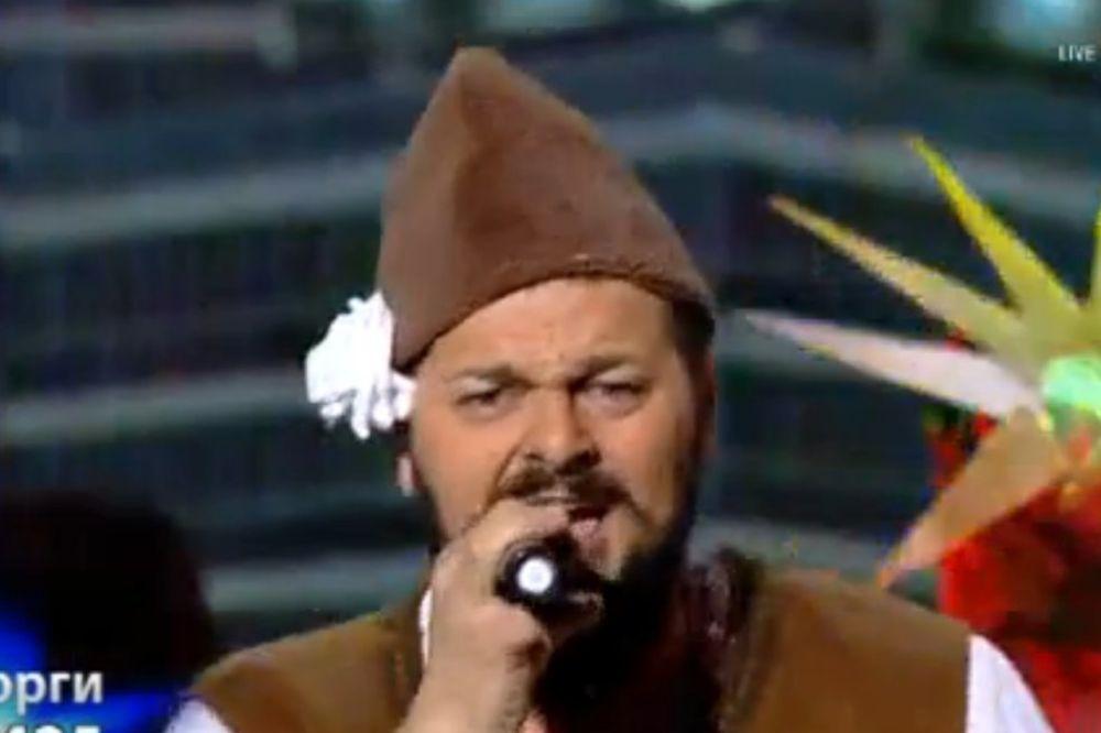 Mladić razvalio na bugarskom X faktoru pevajući pesmu Dubioze kolektiv