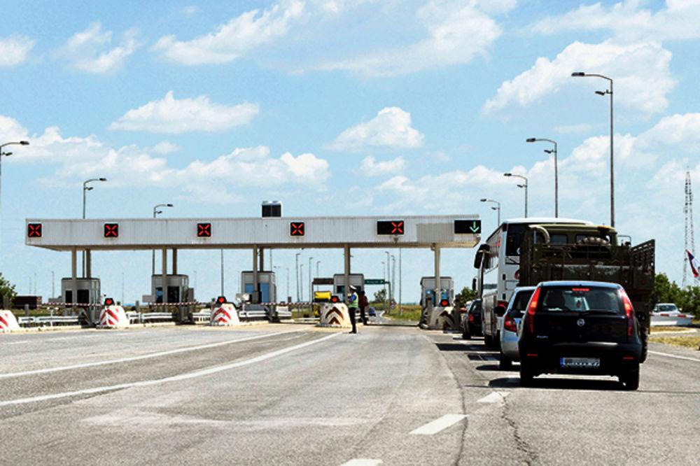Pojačan intenzitet saobraćaja u Srbiji