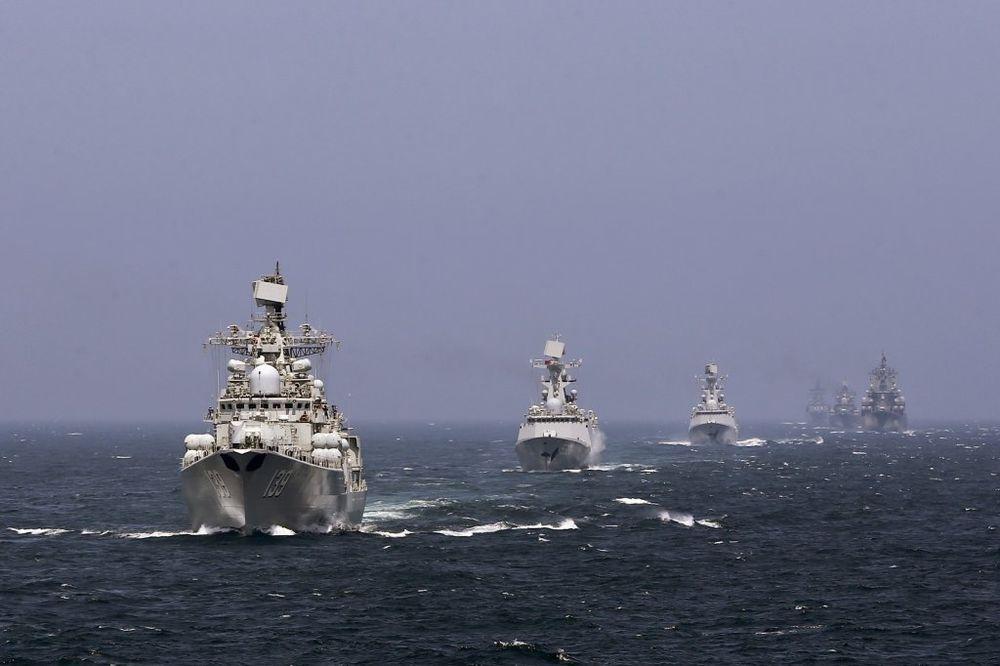 PUTINOVA PRETHODNICA: Četiri ruska vojna broda plove ka severnoj obali Australije