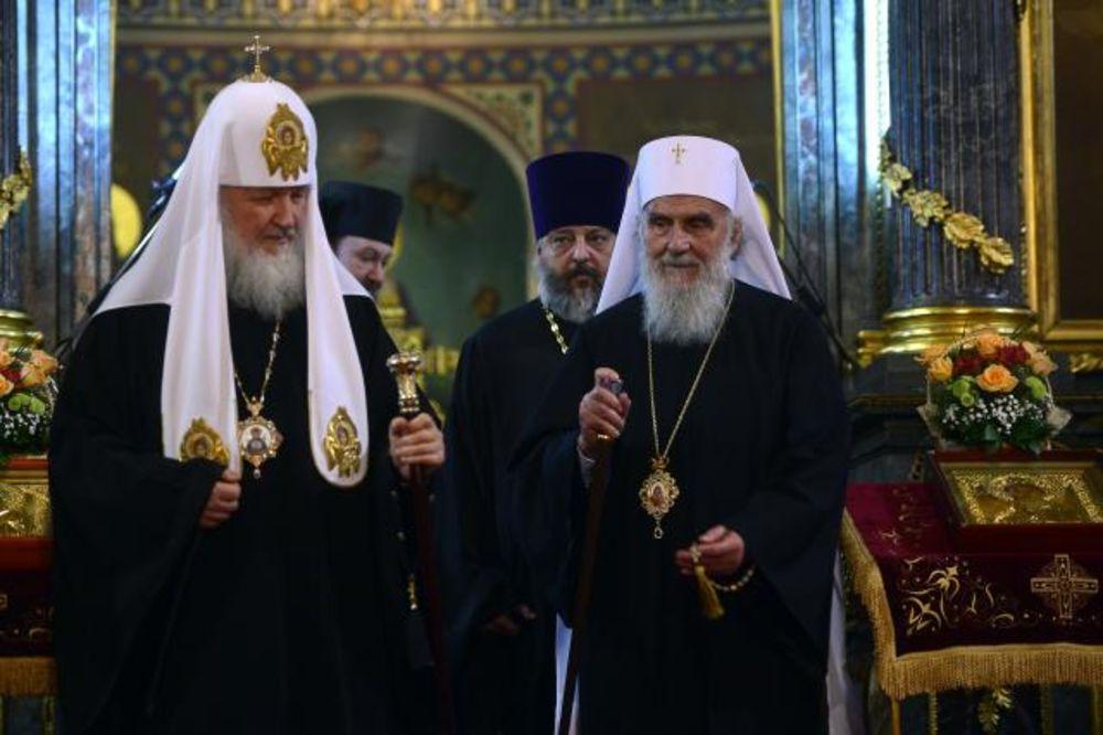 Patrijarh Irinej: Poseta patrijarha Kirila Srbiji veliki praznik