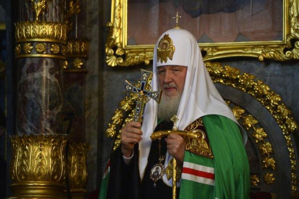 Patrijarh Kiril: U Srbiji se osećam kao kod kuće