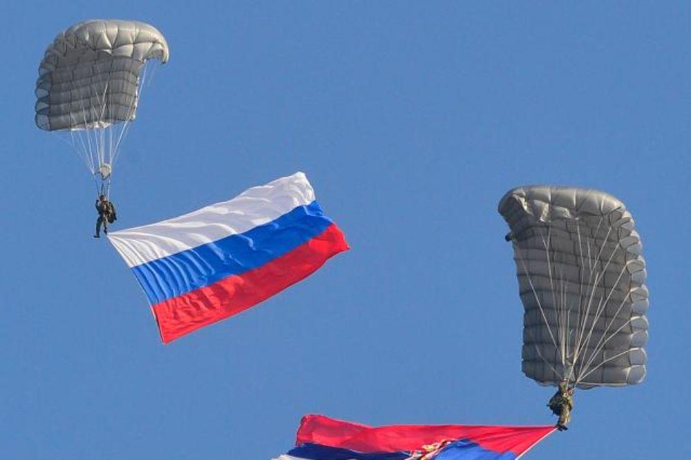 (FOTO) SREM 2014: Ovako vežbaju ruska i Vojska Srbije