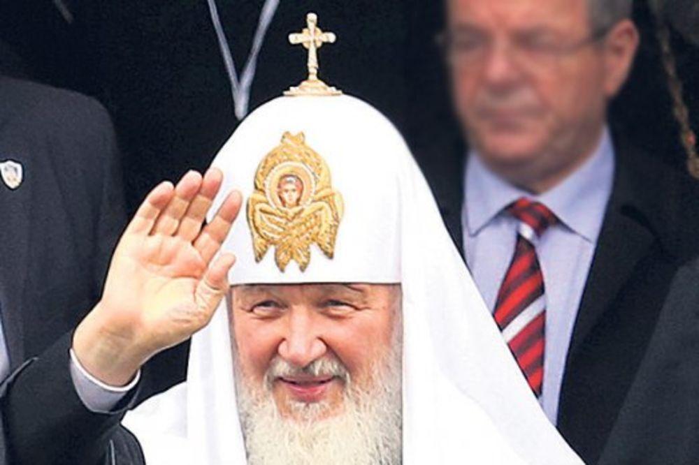 Patrijarh Kiril: Rus u Srbiji oseća se kao kod svoje kuće!