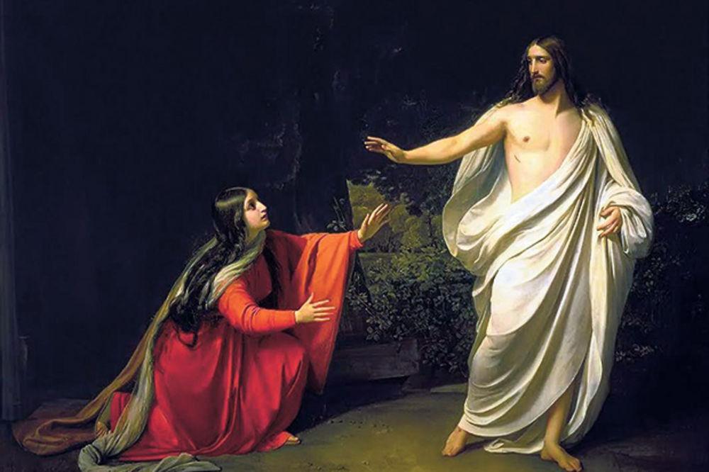 NEVEROVATNO: Isus Hrist bio je oženjen i imao vanzemaljske krvi?