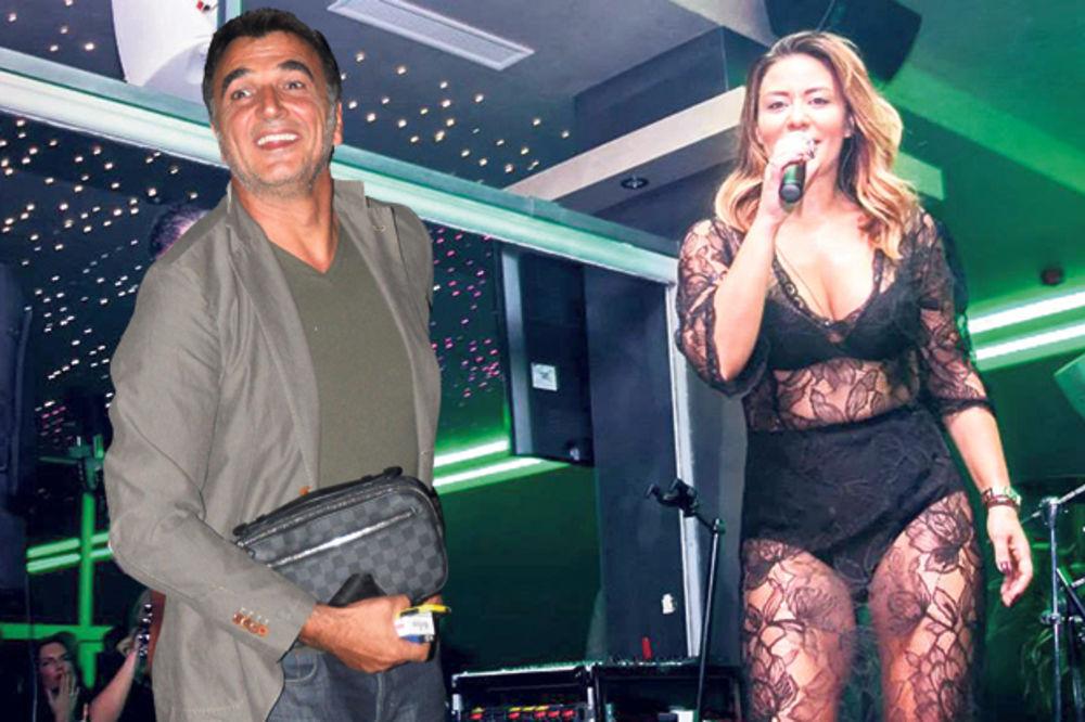 ANA NIKOLIĆ SE PLAŠI ĆAZIMA: Pevačica traži obezbeđenje na svojim nastupima!