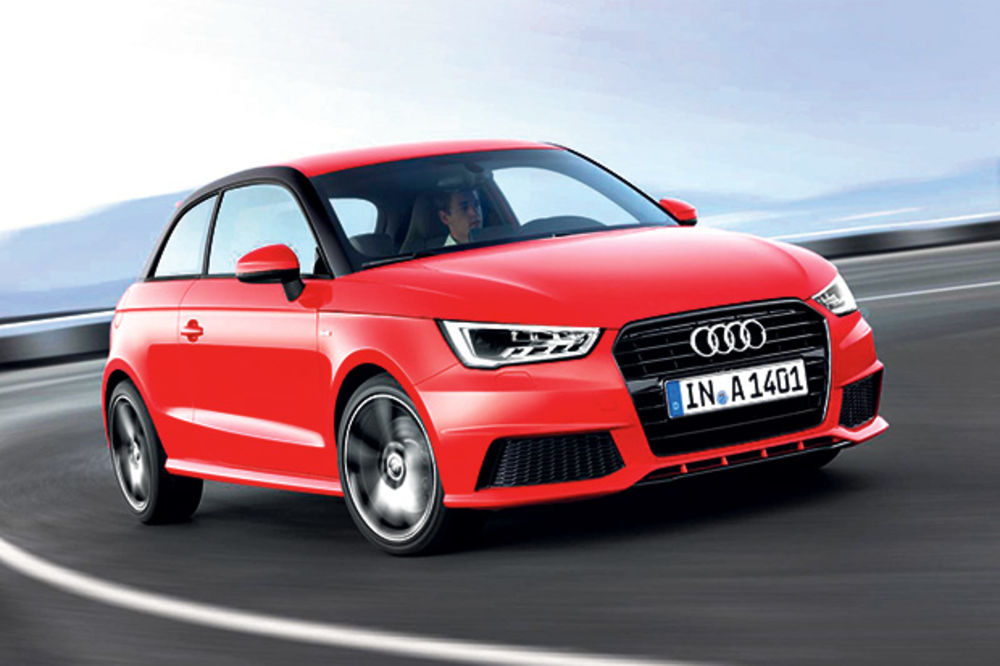 IGRA NA SIGURNU KARTU: Predstavljamo Audi A1 i A1 sportbek
